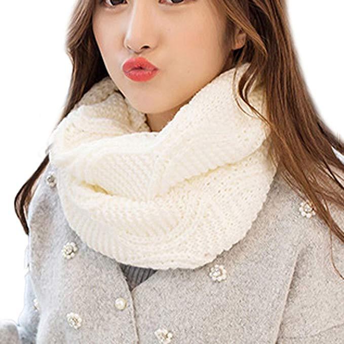 bufanda de invierno para mujer