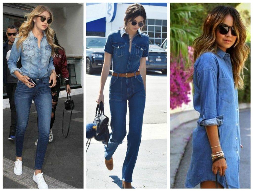outfits con prendas de jean