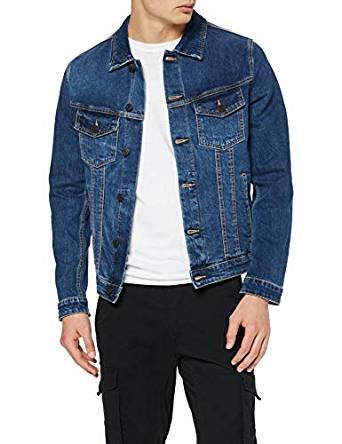 chaqueta de jean de hombre
