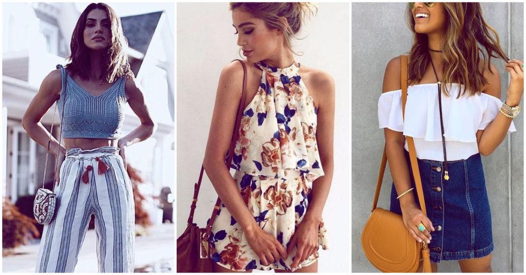 lindos outfits de verano