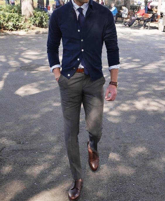 looks formales de hombre