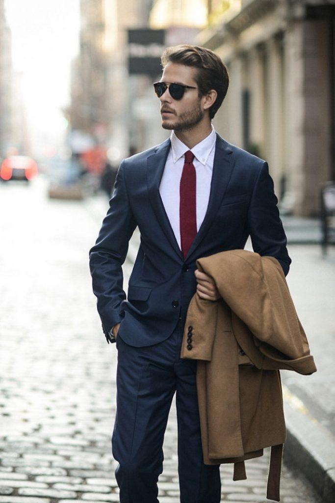outfits formales de hombre