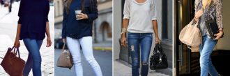 Outfit con jeans
