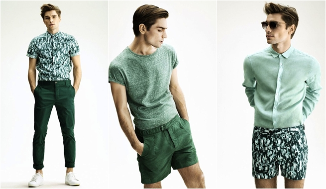 outfit de hombre para primavera