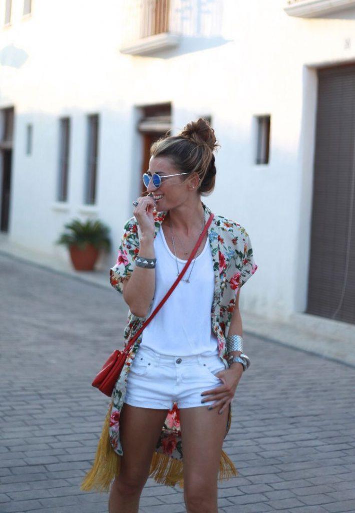 outfit sencillo de verano