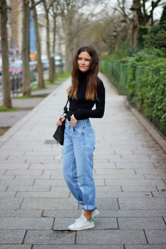 boyfriends jeans outfits
