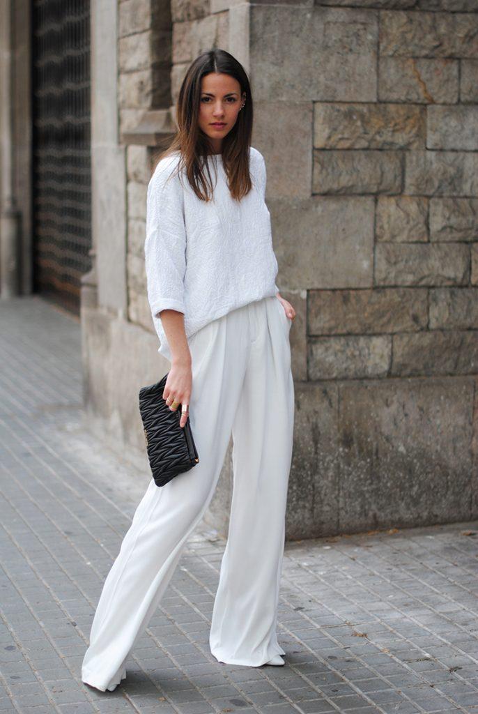 outfit blanco de comunion