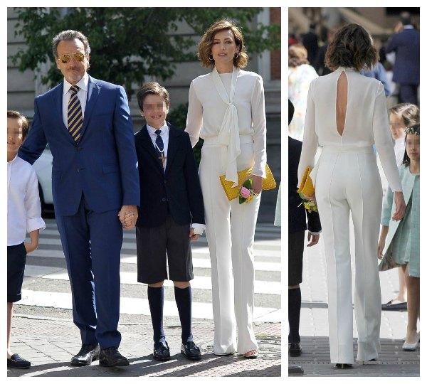 outfit blanco para comunion