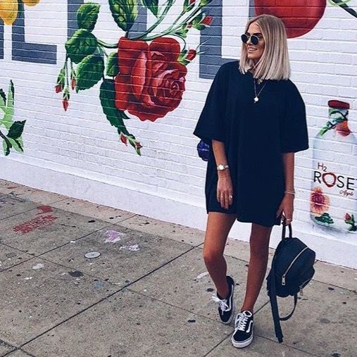 outfit casual con vans