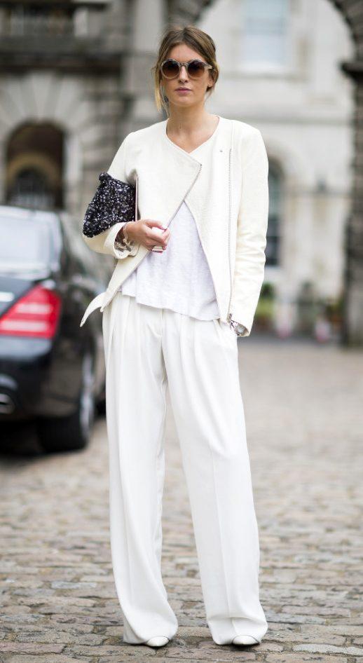outfit de comunion blanco