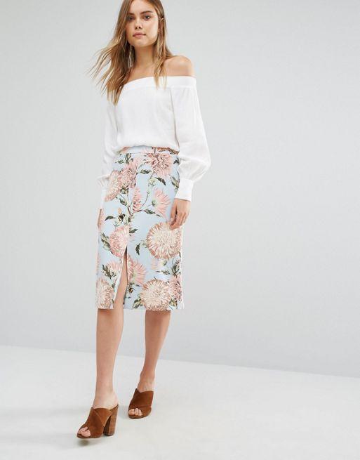 outfit de falda y camisa de comunion