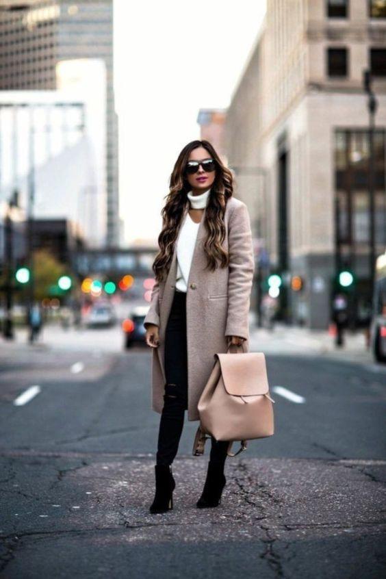 outfit de invierno sexy