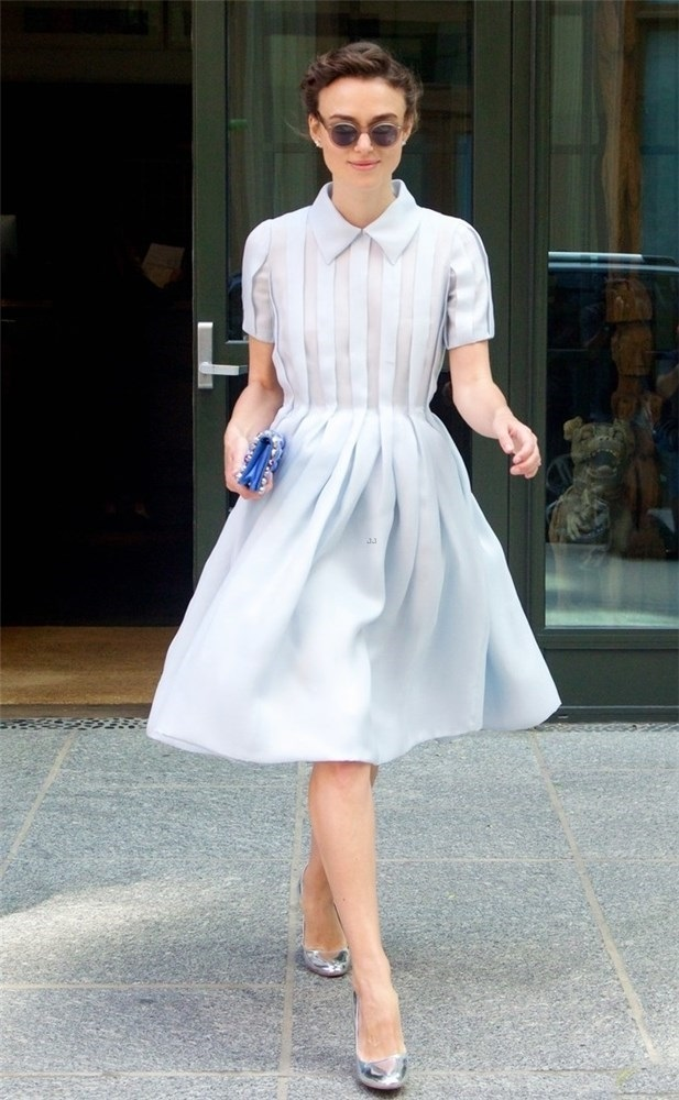 outfit de vestido sencillo para comunion