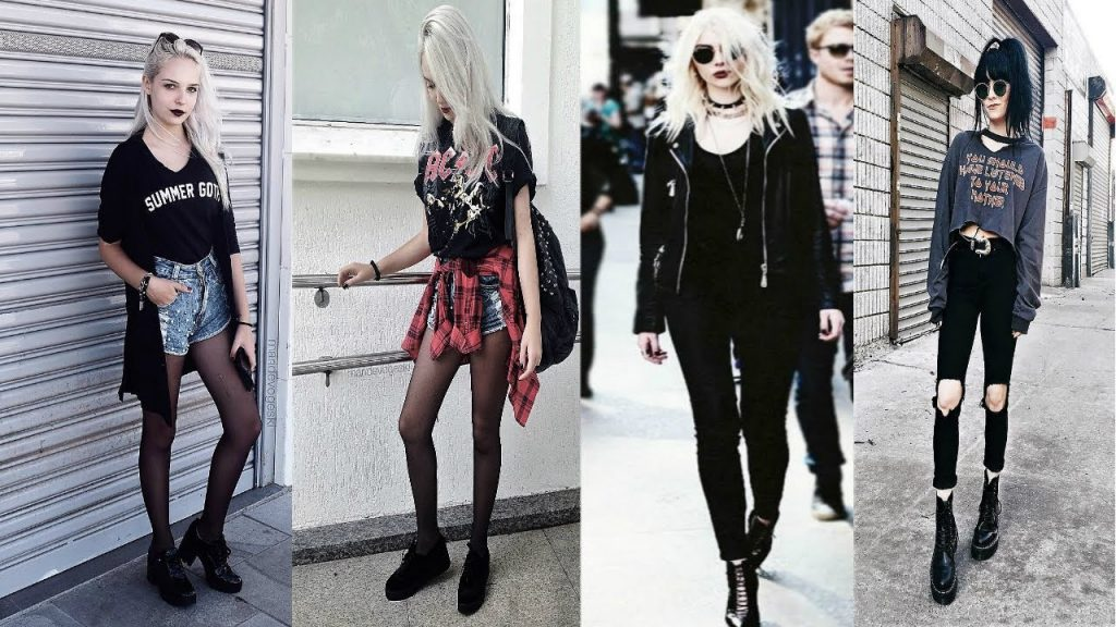 outfits grunge