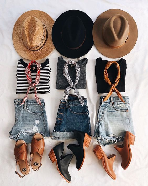 outfits para festivales