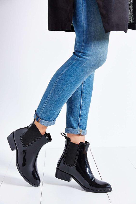 botas para dias lluviosos