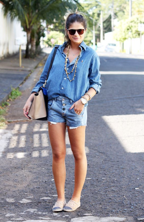 outfit toal jean